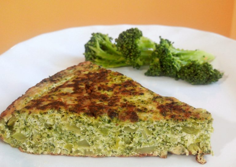 Tortilla de Coliflor, Tortilla de Brócoli